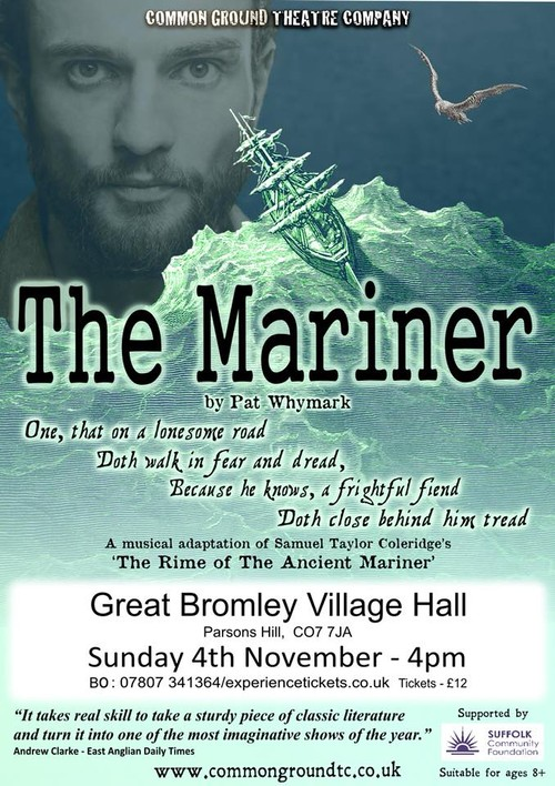 The Mariner - theatre show
