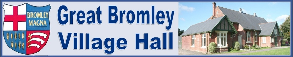 Great Bromley Village Hall Trustees logo
